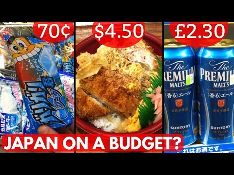 How Expensive Is Japan on a budget? Japan Travel Tips