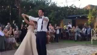 ღ Необычный свадебный танец взорвал интернет ღ