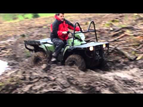 Polaris Sportsman 800, Big Boss 6x6, MV700 adventure