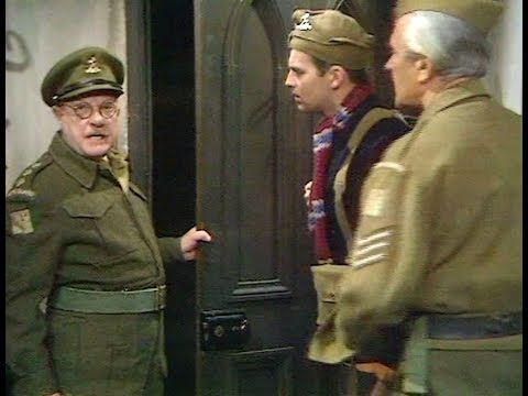 Dad's Army - Absent Friends - ... Three Loyal Men Are Worth One Hundred Backsliders...
