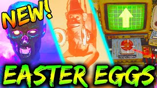 "ALL 6 SIDE EASTER EGGS on FIREBASE Z!! (Tutorial/Guide) ""Call of Duty: Black Ops Cold War ZOMBIES"""