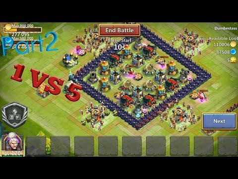 Super Hero /Castle Clash/ #part2