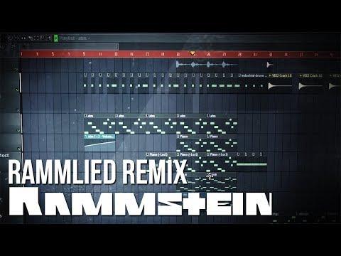 Rammstein - Rammlied Remix (FL Studio)