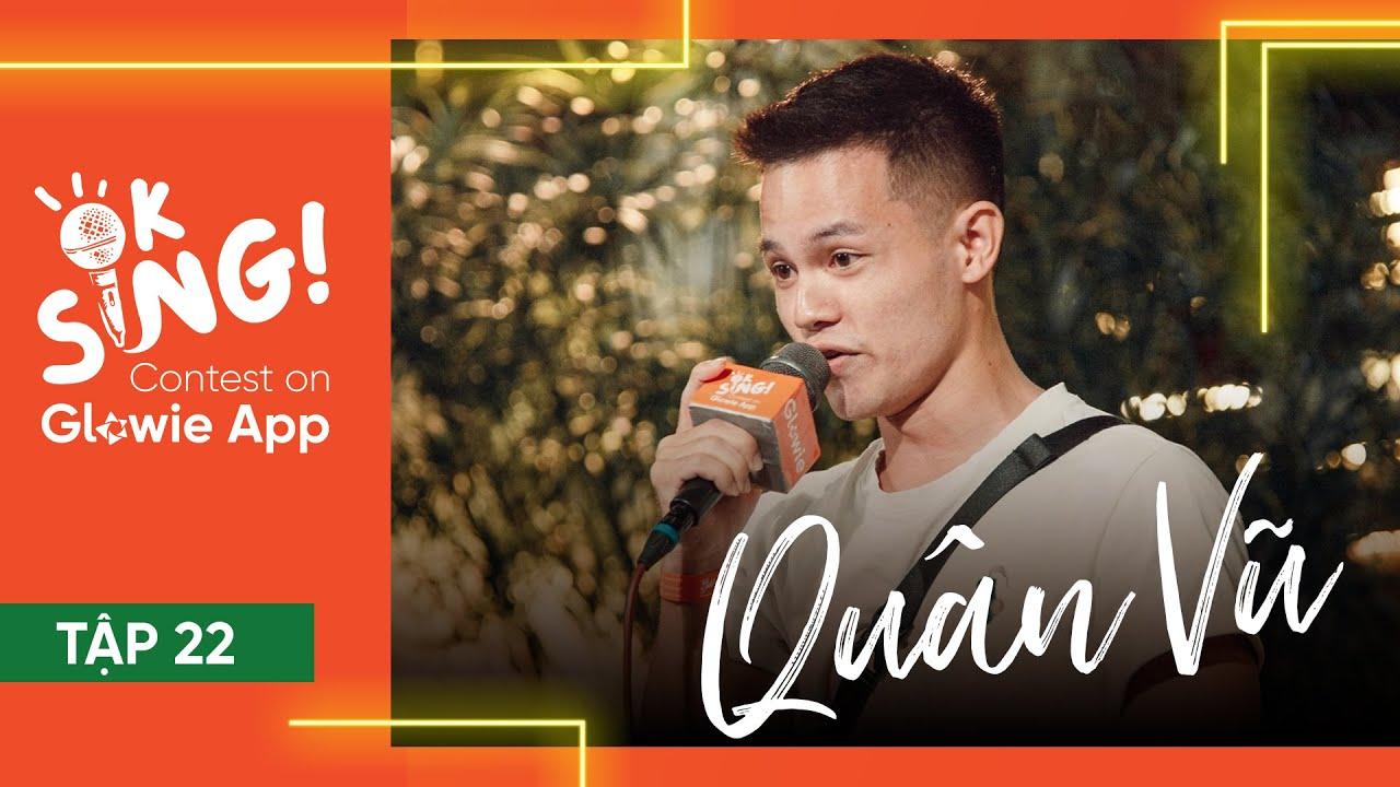 QUÂN VŨ tại OK SING! cover TRÁI TIM BÊN LỀ