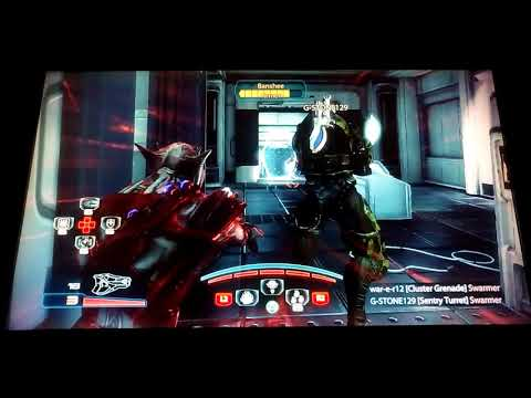 Platinum Cerberus Blazed By Tech Team/ Feat. Archer Tman Gstone/ Hold The Line Mass Effect 3
