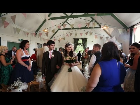 Danni + Ben :: Kent Life, Maidstone, Wedding Trailer