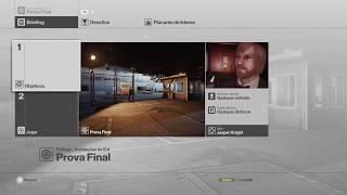 HITMAN (PS4): Prólogo: Prova Final - Desafio: Assassino Silencioso, Traje 47