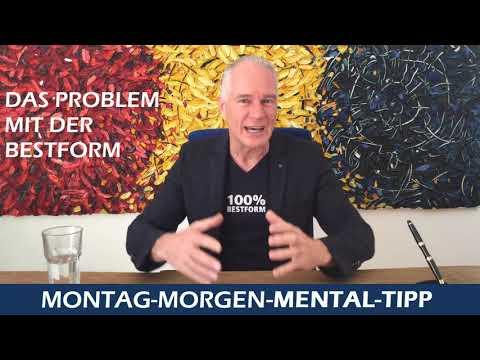 Mental-Tipp Das Problem mit der Bestform