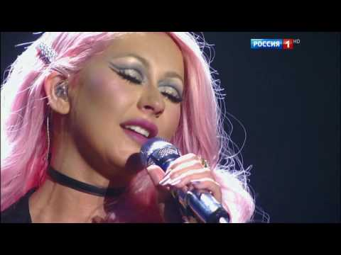 Christina Aguilera - Genie 2.0 & Beautiful (Live at RMA 2016 ) HD 1080p