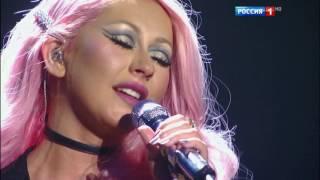 Christina Aguilera - Genie 2.0 & Beautiful (Live at RMA 2016 ) HD 1080p