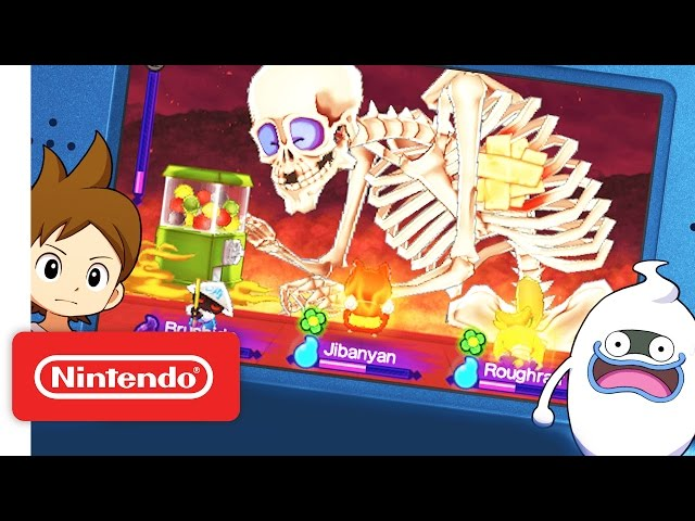 YO-KAI WATCH 2 - Overview Trailer