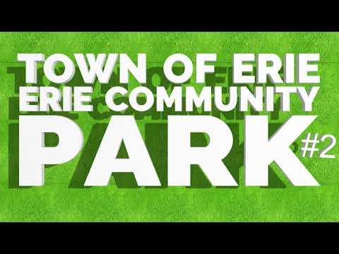2021 Erie Community Park Engraved Brick Campaign