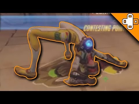 Tracer, Are You OK? Overwatch Funny & Epic Moments 811