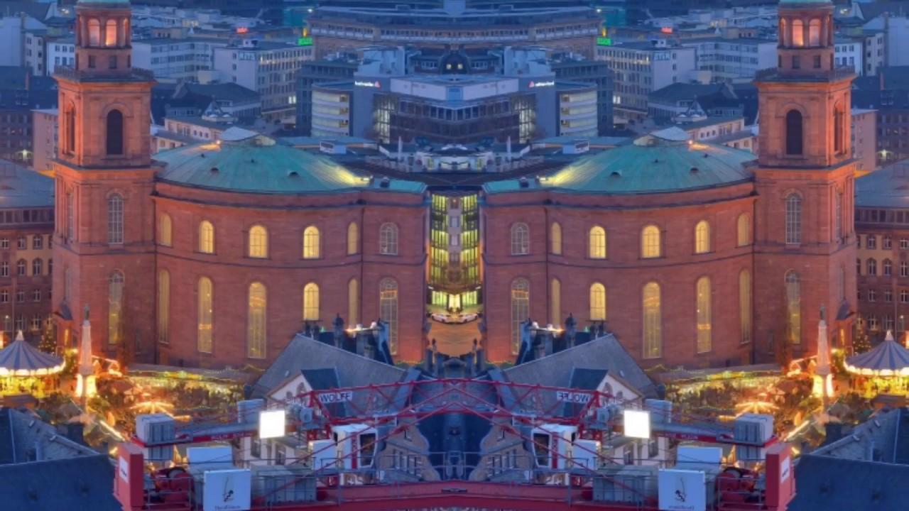 Frankfurter Weihnachtsmarkt.Frankfurter Weihnachtsmarkt 2017 Trailer In Hd