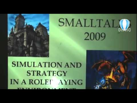 Carlos Ferro - Coding Contest Smalltalks 2009: A Strategy And Simulation Experience