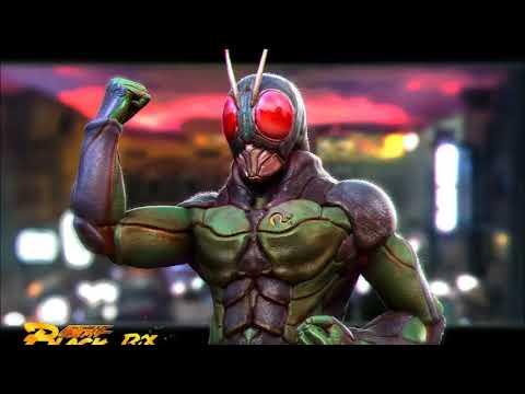 Kamen rider Black rx ed theme female voice version