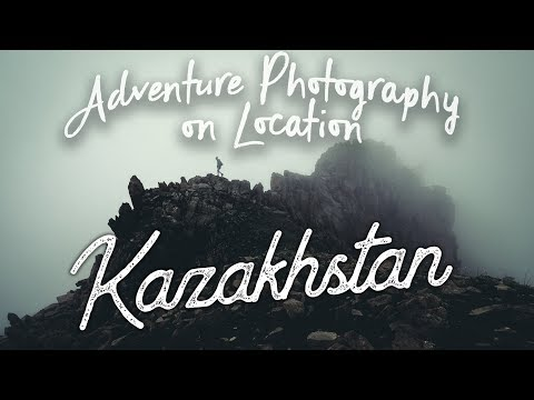 EP18 Adventure Photography On Location - Altitude Sickness in Kazakhstan