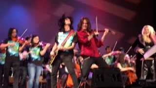 BTHS EYS Concert -Crazy Train