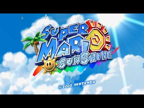 A Secret Course (CD Version) - Super Mario Sunshine