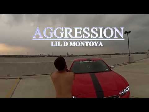 Lil D Montoya - Aggression (Official Music Video)
