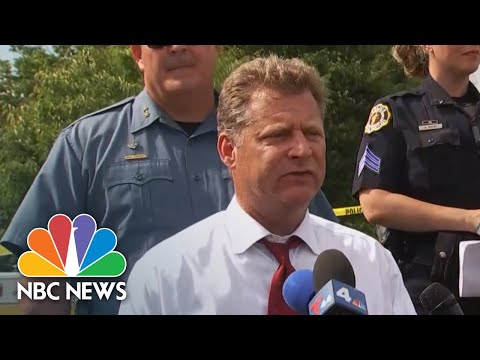 Suspect In Custody After Maryland Shooting With 5 Fatalities   NBC News