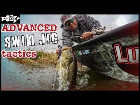 Advanced Swim Jig Tactics for More Consistent Bass Fishing