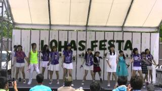 LOHAS FESTA 2015.05.31 旧広島市民球場跡地 アクターズスクール広島選...