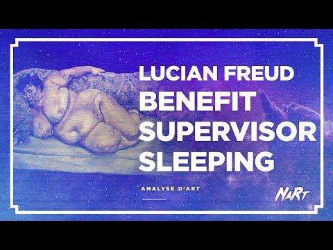ANALYSE d'ART : Benefits Supervisor Sleeping, de Lucian FREUD