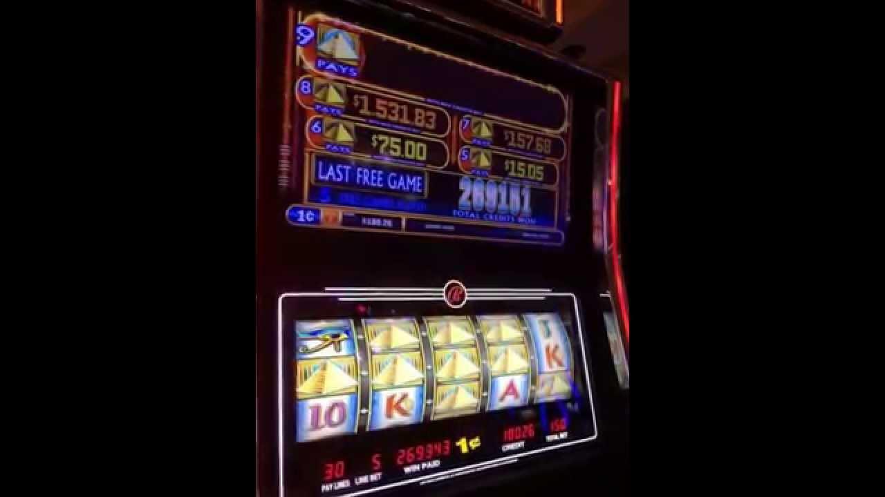Free Slot Machine Treasure Of Egypt