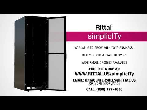 Rittal simplicITy Enclosures