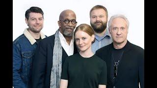Outcast TV Series Cast Interview