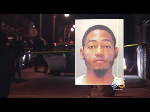 Police ID Suspect In Southwest Philly Quadruple Shooting