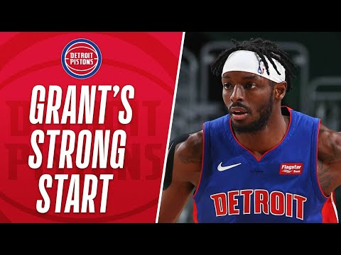 Best of Jerami Grant 2020-21 Season So Far