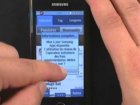 Test Samsung Wave 578 par DIGIMAGZ.FR