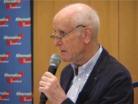 AFD-Fraktion Hamburg: Vortrag Albrecht Glaser, Bundespräsidenten-Kandidat der AFD