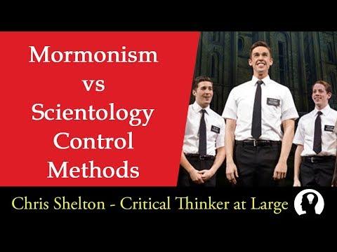 Mormonism vs Scientology: Control Methods and Beliefs Mp3