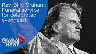 Rev. Billy Graham: FULL funeral service Part 1