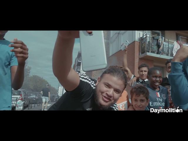 OSCAR x MOUHAB - A LA BASE I Daymolition