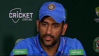 Pressure on batsmen to win us games: Mahendra Singh Dhoni