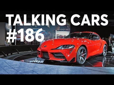 2019 Detroit Auto Show | Talking Cars with Consumer Reports #186
