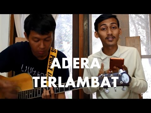 Adera - Terlambat | Acoustic Cover by Basit and Vicky