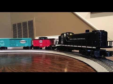NYC Central/Lionel Train Set/ NYC Freight Train