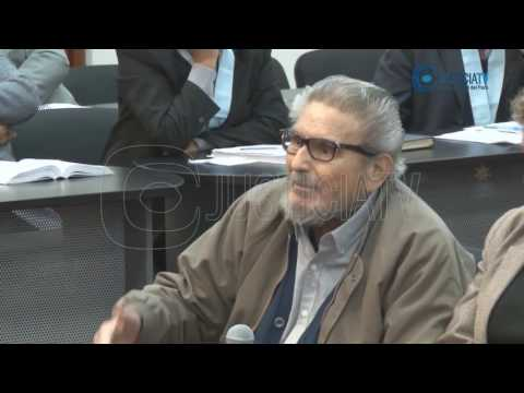 Declaración del presidente Gonzalo el 27 de junio de 2017
