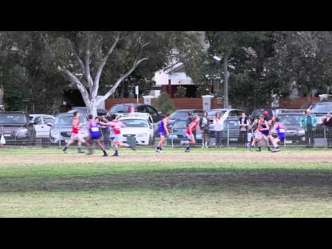 East Malvern Knights U15 Div 1 v Beaumaris - 25 May 2014