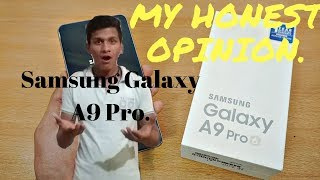 Samsung Galaxy A9s Review And My Opinion!!!!