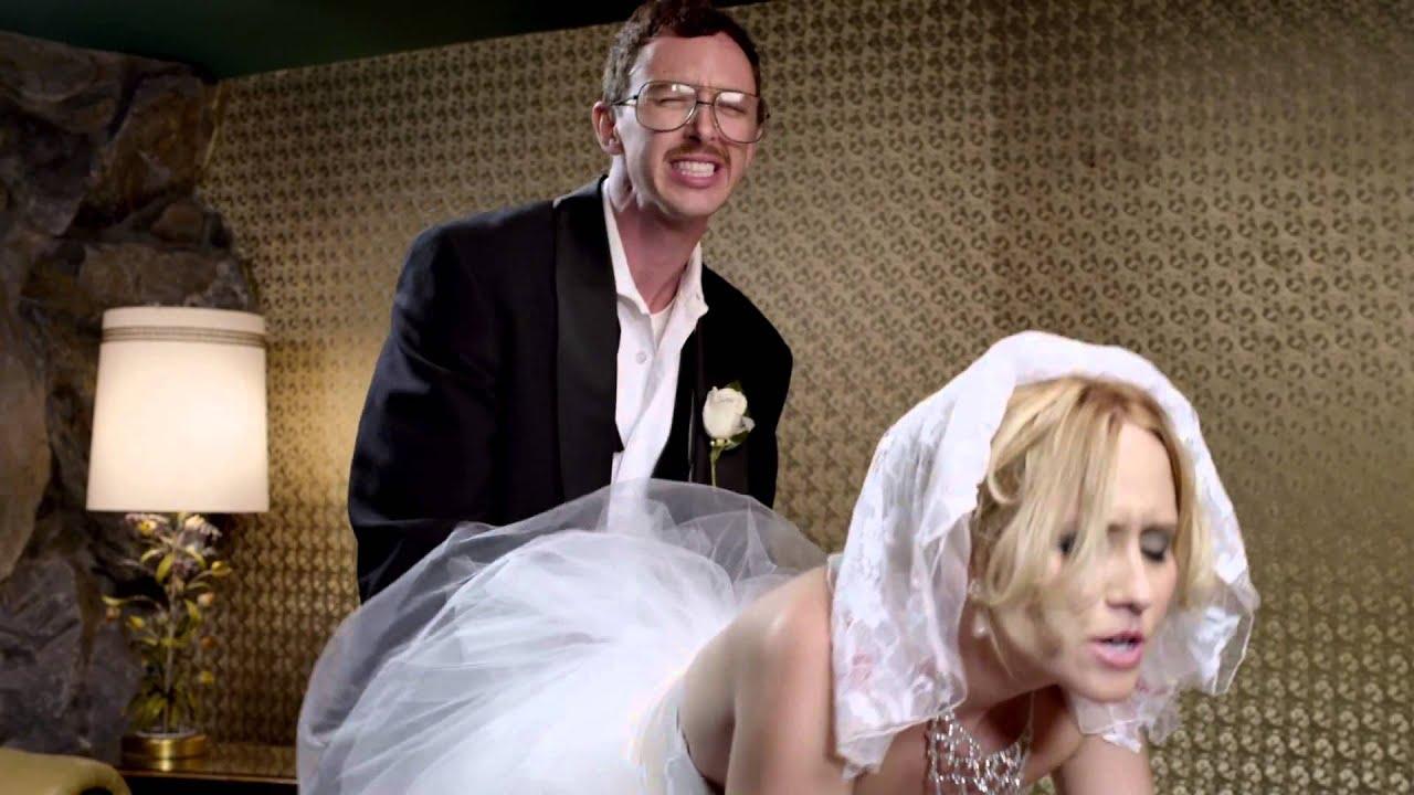 Bridal veil cumshot