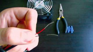 Diy Usb Powered Desk Fan