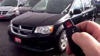 Dodge Grand Caravan 2011 Videos