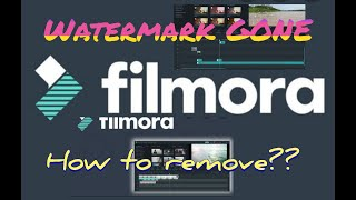 How To Remove Watermark On Filmora 9    How To Get Rid Of Watermark On Filmora 9