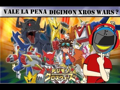 Vale La Pena Digimon Xros Wars? - Kaly (parte 1)